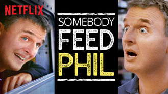 Netflix box art for Somebody Feed Phil - Season 1