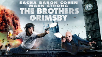 Netflix Box Art for Brothers Grimsby, The
